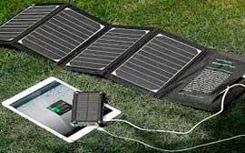 Caricabatterie solare migliore