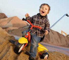 Cinque punti da considerare prima di acquistare un triciclo