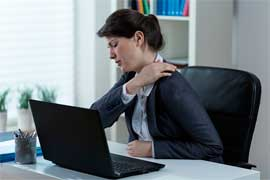 Disturbi dovuti alla sedentarieta